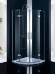 Kabina prysznicowa uchylna PARMA